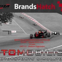 Automobilista British F3 Championship Round 1 @ Brands Hatch Indy