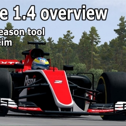 AMS Update 1.4 overview and how to use the custom season tool