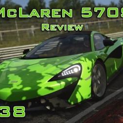 Assetto Corsa Gameplay | McLaren 570S - The Baby McLaren (Ready 2 Race DLC) | Episode 138