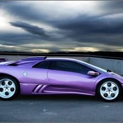 Assetto Mods: Lamborghini Diablo SE30 Jota on Highlands Long!