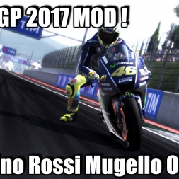 VR The Game - MotoGP 17 MOD Gameplay - Valentino Rossi Mugello RACE