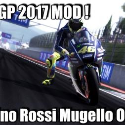 VR The Game - MotoGP 17 MOD Gameplay - Valentino Rossi Mugello RACE