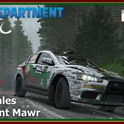 Dirt Rally - RDRC 08 - Rally Wales - SS16 Pant Mawr