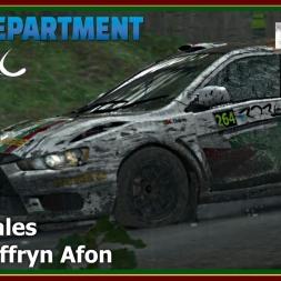 Dirt Rally - RDRC 08 - Rally Wales - SS17 Dyffryn Afon