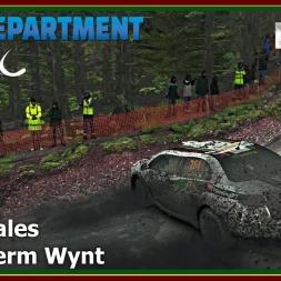 Dirt Rally - RDRC 08 - Rally Wales - SS18 Fferm Wynt