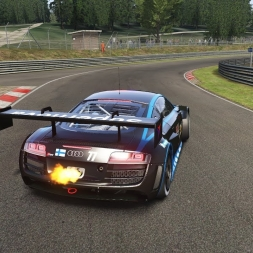 AC: Audi R8 LMS Ultra @ Nordschleife Endurance - 8:01.277 WR