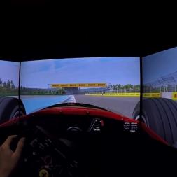 Formula V10 - Hockenheim @ Automobilista Beta