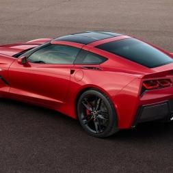 Assetto Online: Stingray Corvette on the Nordschleife!