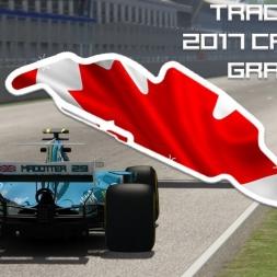 F1 2017 Canadia Grand Prix | Virtual Circuit Guide | Montreal | ACFL 2017