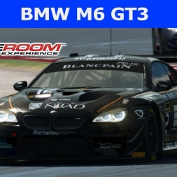 BMW M6 GT3 at Red Bull Ring (PT-BR)
