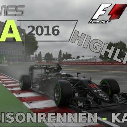 F1 2016 | LIGA 2016 | 16. Saisonrennen | Kanada [gpgames.eu]
