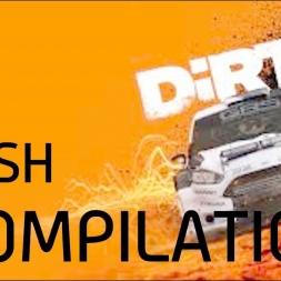 DIRT 4 - Crash Compilation #1