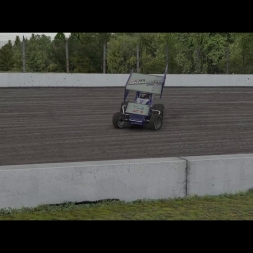 First Shadowplay recording (410 Sprint car @ USA Speedway)