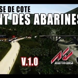 ASSETTO CORSA : COURSE DE COTE DU PONT DES ABARINES V.1.0