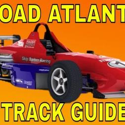 iRacing Skip Barber Track Guide Season 3 2017 - Road Atlanta Full