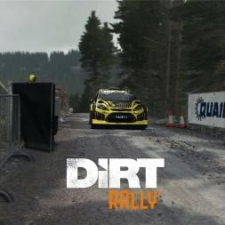 Dirt Rally - Ford Fiesta RS Rally @Dyffryn Afon (Wales)