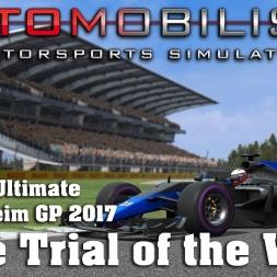 Automobilista | Hotlap | Formula Ultimate | Hockenheim GP 2017 [1:09.444]
