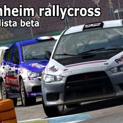 Hockenheim Rallycross layout!
