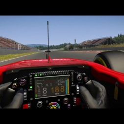 Assetto Corsa: VR Gameplay - F1 2017 @ Spanish GP - RSS 2017 Mod