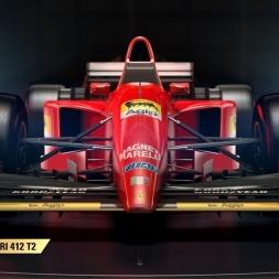 F1 2017 Classic Car Reveal - Scuderia Ferrari - HD