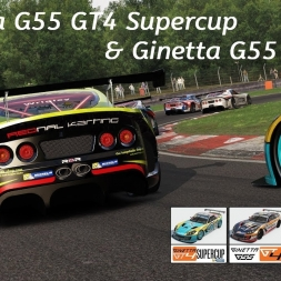 Let's Play - Assetto Corsa (1.14.3) - Ginetta G55 GT4 Supercup & Ginetta G55 GT4