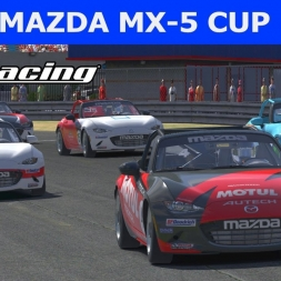 Mazda MX-5 Cup at Charlotte Road (PT-BR)