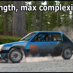 DiRT 4: Max length, Max complexity, Fearless mode! (The ultimate challenge)