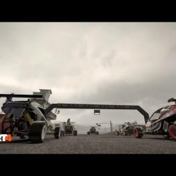 Dirt 4 Crosskart race & replay