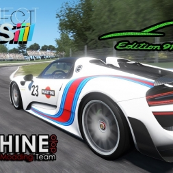 Project Cars * Porsche 918 Spyder [released + download]