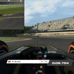 Raceroom Formula RaceRoom X 17 @ Monza