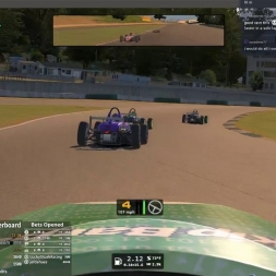 iRacing Skip Barber at Road Atlanta - Finally a decent result