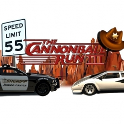 Assetto Corsa The Cannonball Run III Ingame cinematic Movie