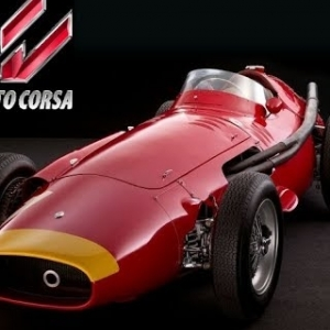 Assetto Rally: Maserati 250F at Semetin Rally!