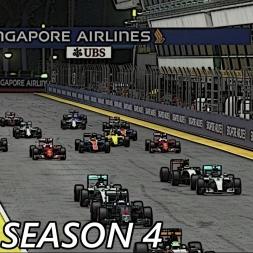 F1 2016 Career - S4R15: Singapore - Looking To Next Season