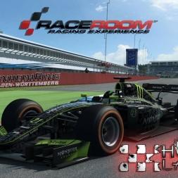 RaceRoom * FR X17 * Hockenheim GP HotLap [1:12:600]
