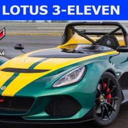 Lotus 3-Eleven at Brands Hatch (PT-BR)
