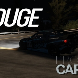 The closest thing to a Touge in Project Cars - Oculus Rift gameplay