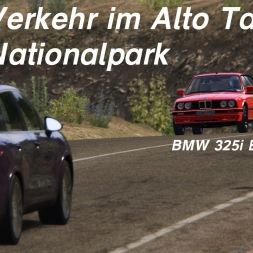 Let's Play – Assetto Corsa (1.14.3) – Verkehr im Alto Tajo Nationalpark