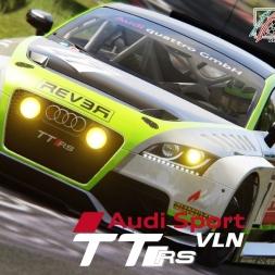 Assetto Corsa - DLC - Audi TT RS VLN @ Nordschleife VLN - PC 60FPS