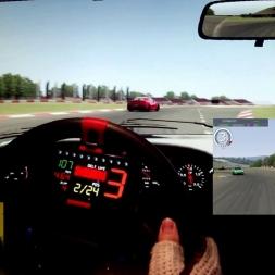 AC - Nurburgring GT - Ruf - online race