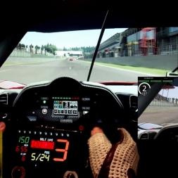 AC - Spa - Ferrari 458 GT2 - online race