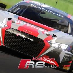 Assetto Corsa - DLC - Audi R8 LMS GT3 @ Imola - PC 60FPS