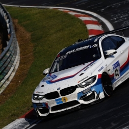 24 hours in the new BMW M4 GT4