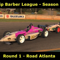 iRacing - Skip Barber UK and I League S3 2017 Round 1