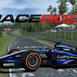 R3E: Formula Raceroom X-17 @ Nordschleife - This car is mental!