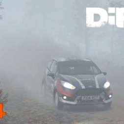 DiRT 4 Gameplay | Fogged In | Episode 4