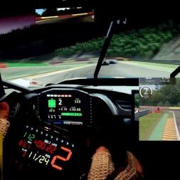 AC - Spa - Corvette C7R GTE - online race