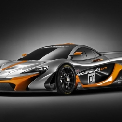 Assetto VR: McLaren P1 GTR vs AI Rivals at Monza!