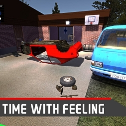 1 MORE TIME WITH FEELING! My summer car – Rise from the ashes - Ep.6