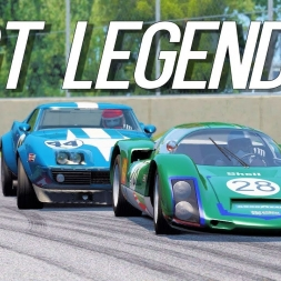 Great mod! Assetto Corsa GT Legends pack - Driving against the AI
